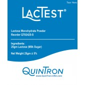 LacTest Lactose Powder