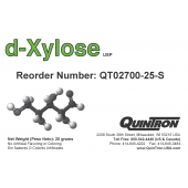 25g USP xylose powder